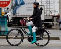 Велосипеды в Европе становятся популярнее автомобилей