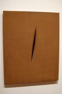 Каталог 5500 работ итальянского художника Лучо Фонтана увидит свет в Милане