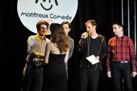 Над чем смеется Европа: лучшие комики награждены в Швейцарии