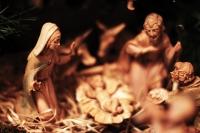Самый большой рождественский вертеп слепили из хлеба в Чехии