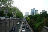 Жители Брюсселя выбирают велосипеды и общественный транспорт