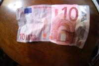 Новая банкнота достоинством в 10 евро представлена в Германии
