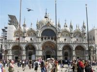 Полет ангела собрал тысячи зрителей на карнавале в Венеции