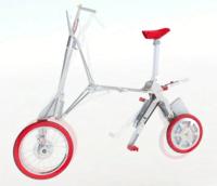 Складной велосипед готов покорить Европу