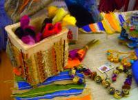 Российско-финский проект по адаптации детей с особенностями развития: рождественские сувениры для всех!