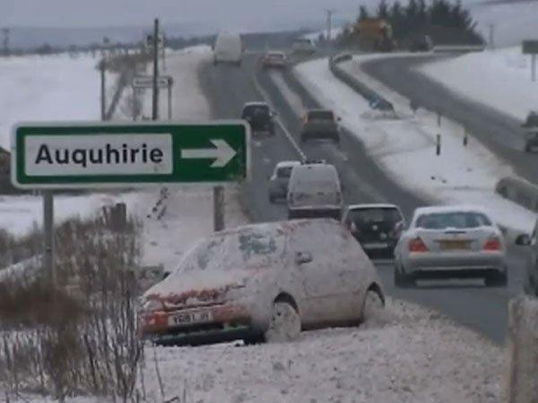 Погода повергла Европу в транспортный хаос