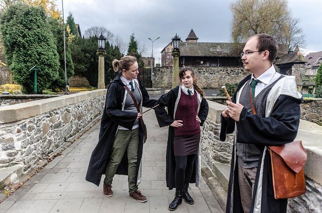 В Польше открылась школа «волшебства» по мотивам «Гарри Поттера»