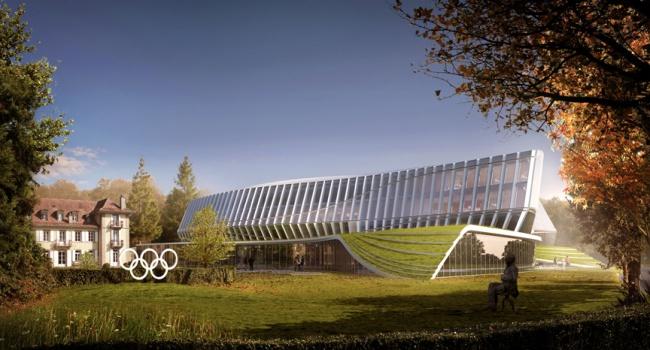 Датские архитекторы построят новую штаб-квартиру МОК