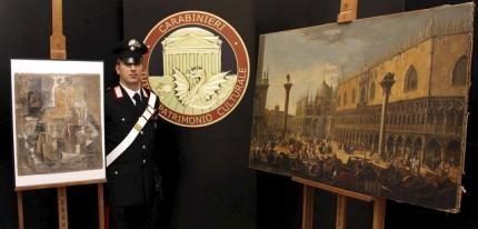 Утраченный 40 лет назад шедевр Пикассо найден в Италии