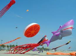 В Валенсии пройдет грандиозный фестиваль ветра
