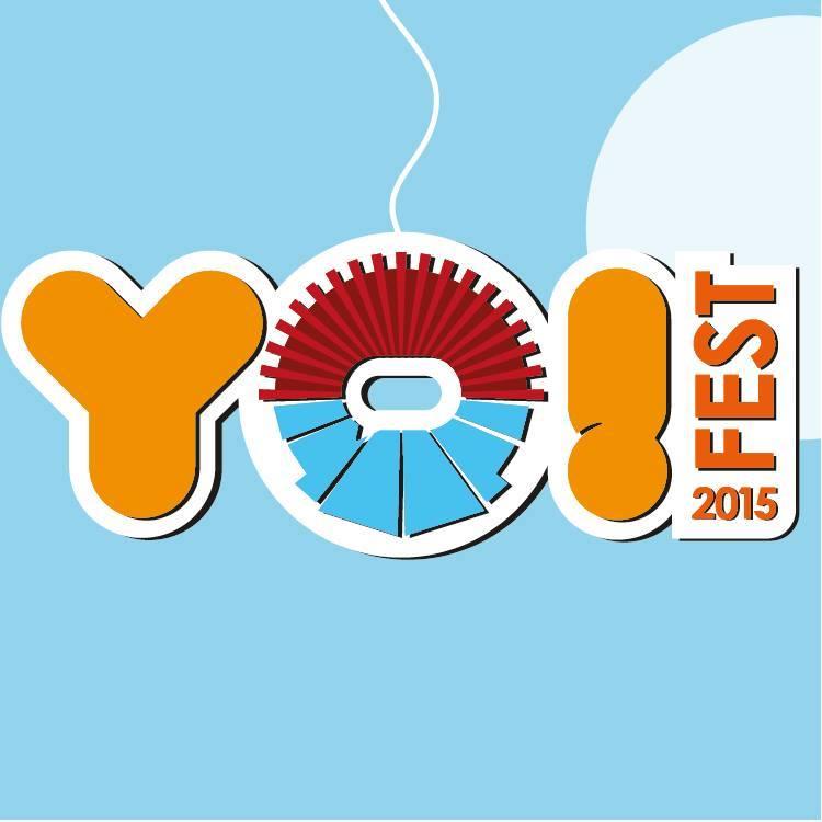 В Брюсселе проходит YO!Fest