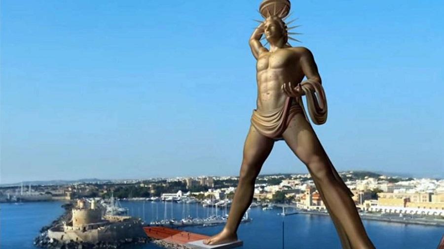 Колосс Родосский может вернуться на греческий остров