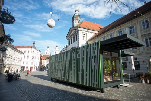 Любляна стала «зеленой» столицей Европы