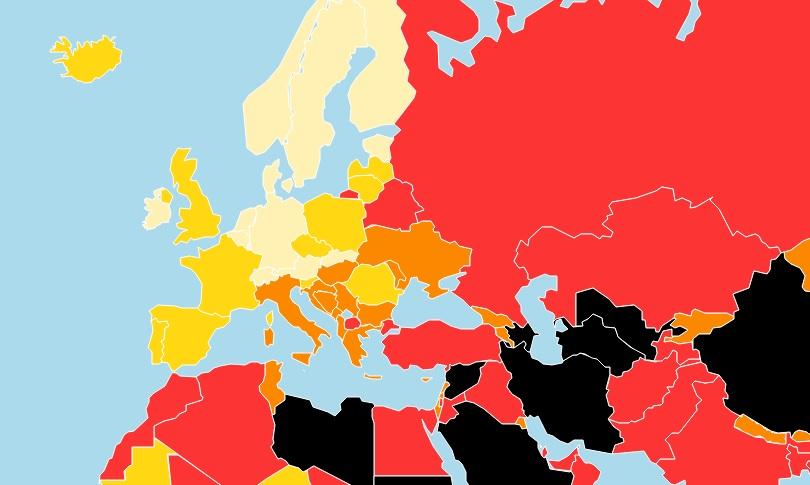 Финляндия снова возглавила рейтинг свободы прессы