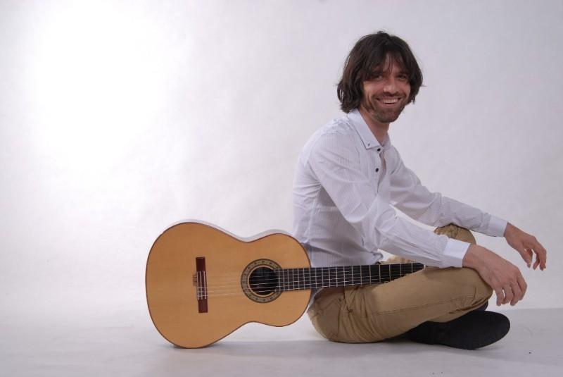 Концерт гитариста Давида Павловича (Венгрия)