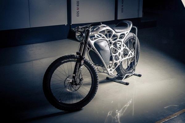 Airbus – теперь и электромотоцикл!
