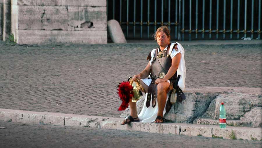 Из Рима изгнали гладиаторов