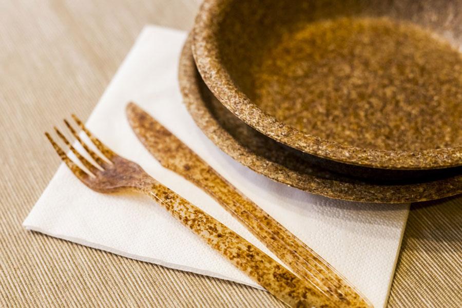 Ресторан в Будапеште отказался от пластиковой посуды и масла для приготовления еды