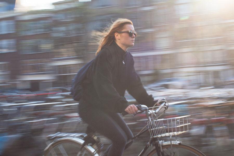 На одной из крупнейших магистралей Брюсселя сделают выделенную полосу для велосипедистов