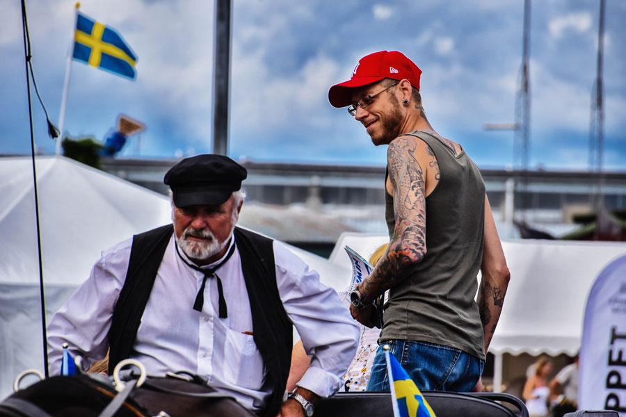 Швеция снова возглавила рейтинг стран по борьбе с экономическим неравенством