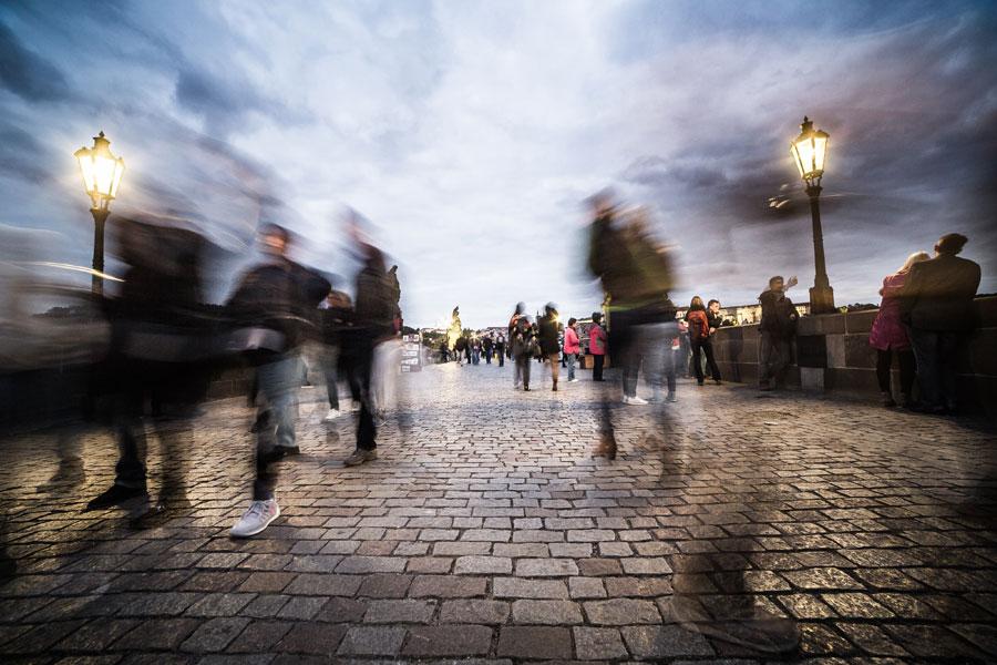 В Праге удвоился штраф за употребление алкоголя в общественных местах