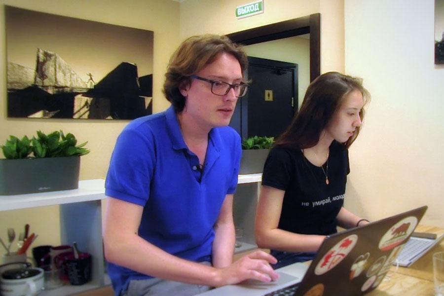 Европейцы в России: Жульен Николя (Франция), руководитель акселератора для стартапов