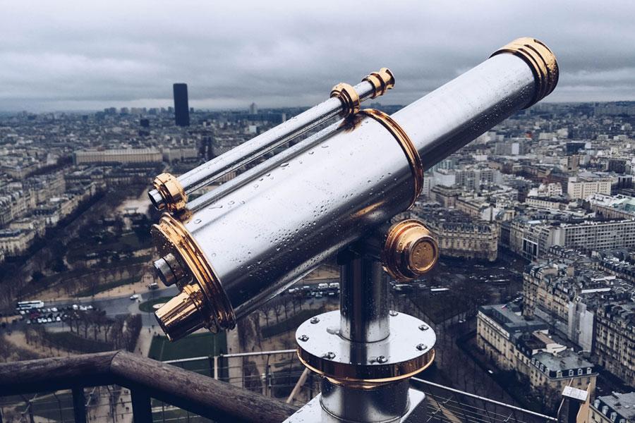 Париж назвали «Европейской столицей инноваций»