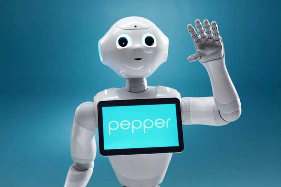 В университет Тарту поступил студент-робот (его специальность — общение с людьми)