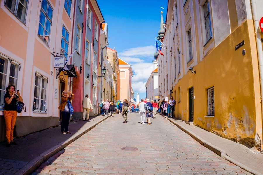 Таллин признали лучшим городом в мире для молодых предпринимателей