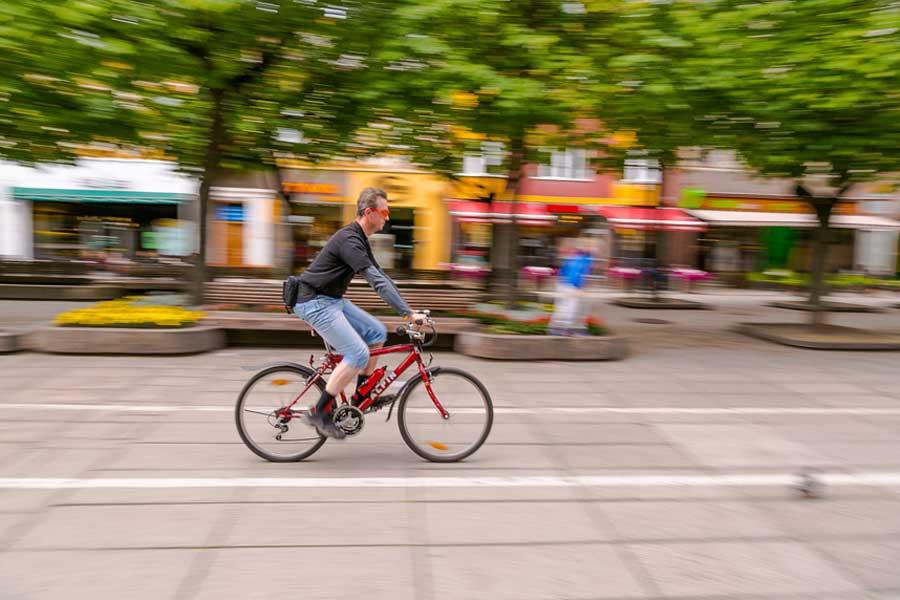 Активное использование велосипедов поможет датчанам стать здоровее на 267 тысяч дней в целом