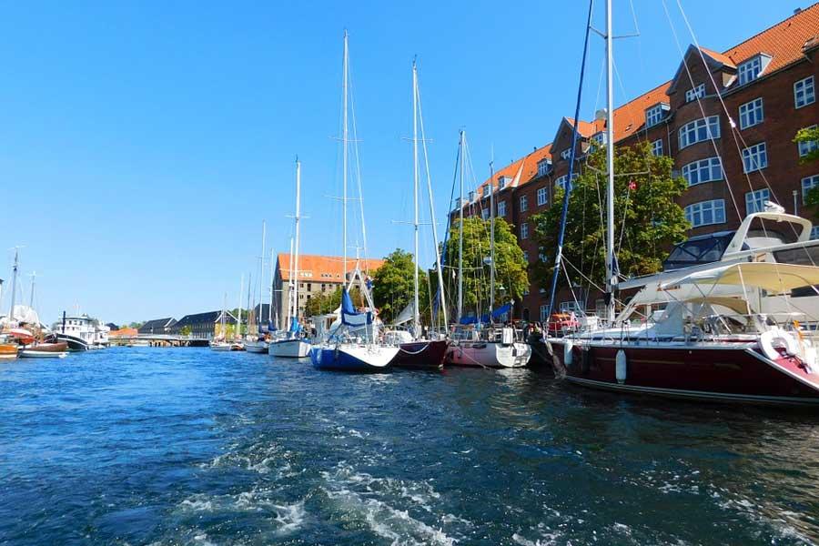 В 2020 году в порту Копенгагена появятся экологичные водные трамваи на электромоторах