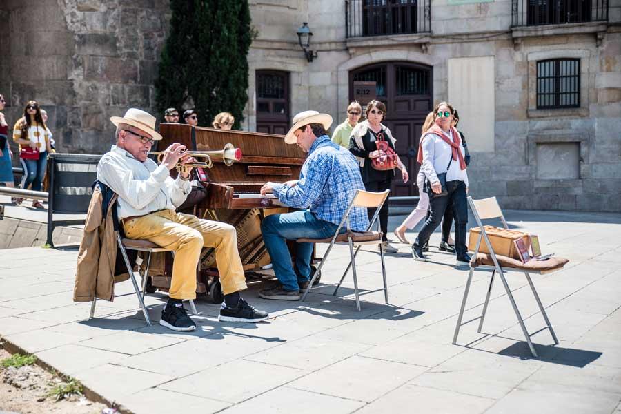 В Генте уличным музыкантам запретили использовать колонки и усилители