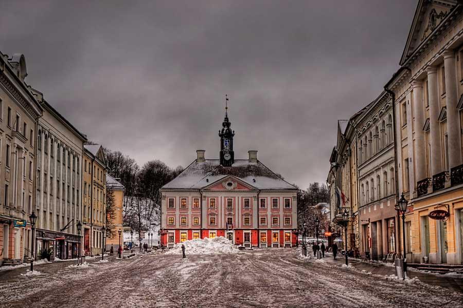 Три эстонских города собираются сообща претендовать на звание Европейской культурной столицы 2024 года