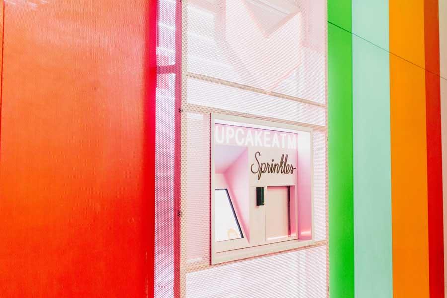 В Мадриде еда в вендинговых автоматах станет полезнее