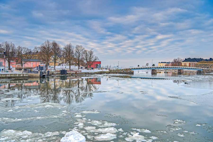 Хельсинки признан самым чистым европейским городом