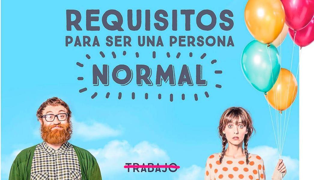 Кинопоказ «Как стать нормальным человеком» (Испания)
