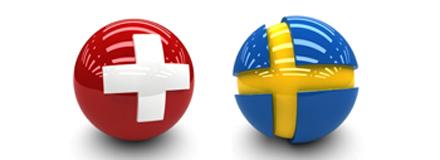 Онлайн-квиз «Швеция-Швейцария»