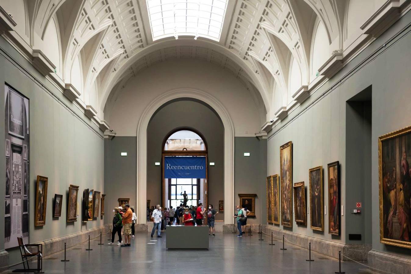 В постоянной коллекции музея Прадо появится больше произведений художниц