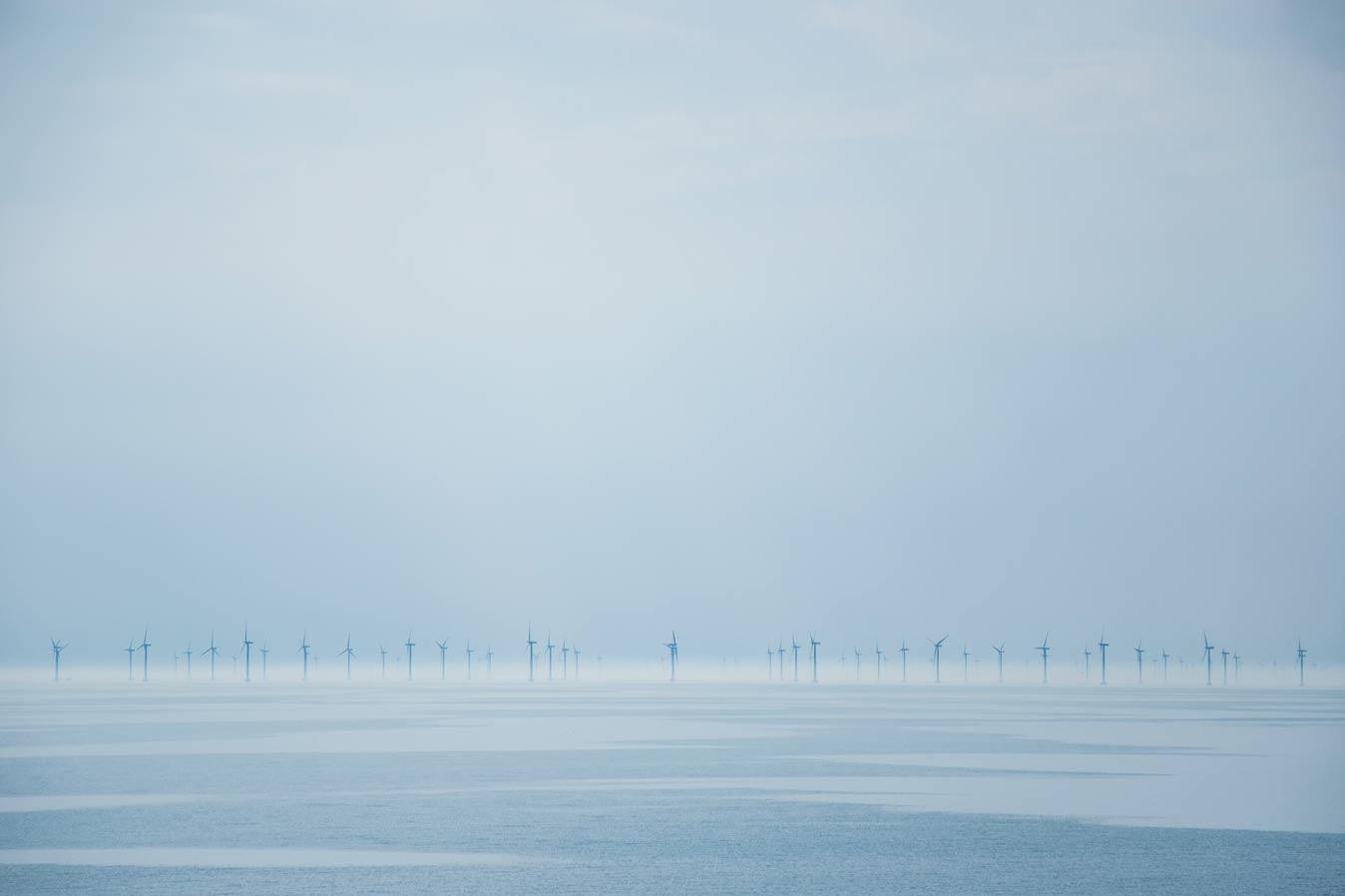 В Нидерландах начнут строить глубоководные ветряки