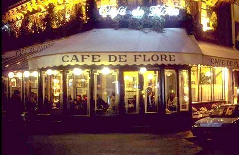 Present Cafe de Flore