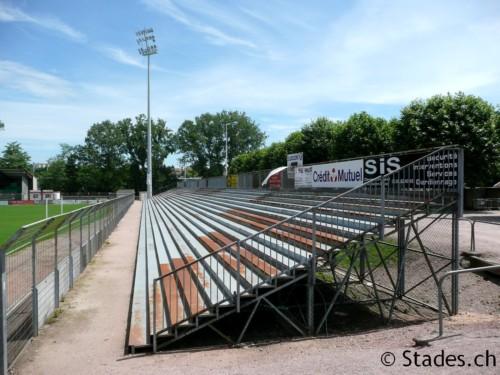 Euro Stades Ch Montceau Les Mines Stade Des Alouettes