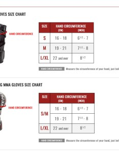 Venum mma gloves size chart shin guards also guide europe rh euronum