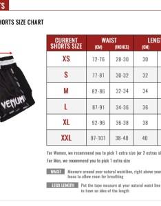 Venum caps also size guide europe rh euronum