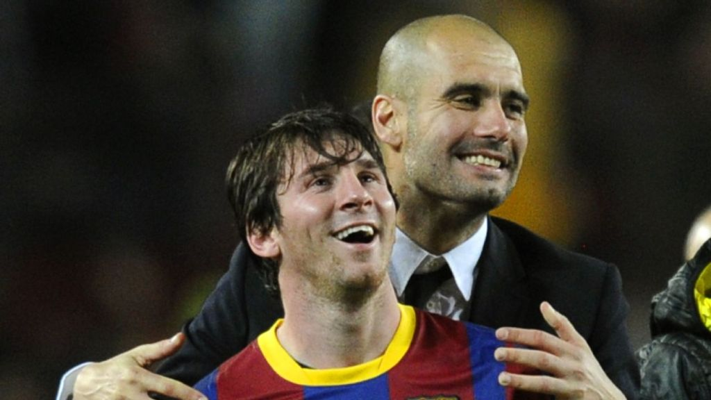 Guardiola, Messi almost joined Getafe from Barcelona - president