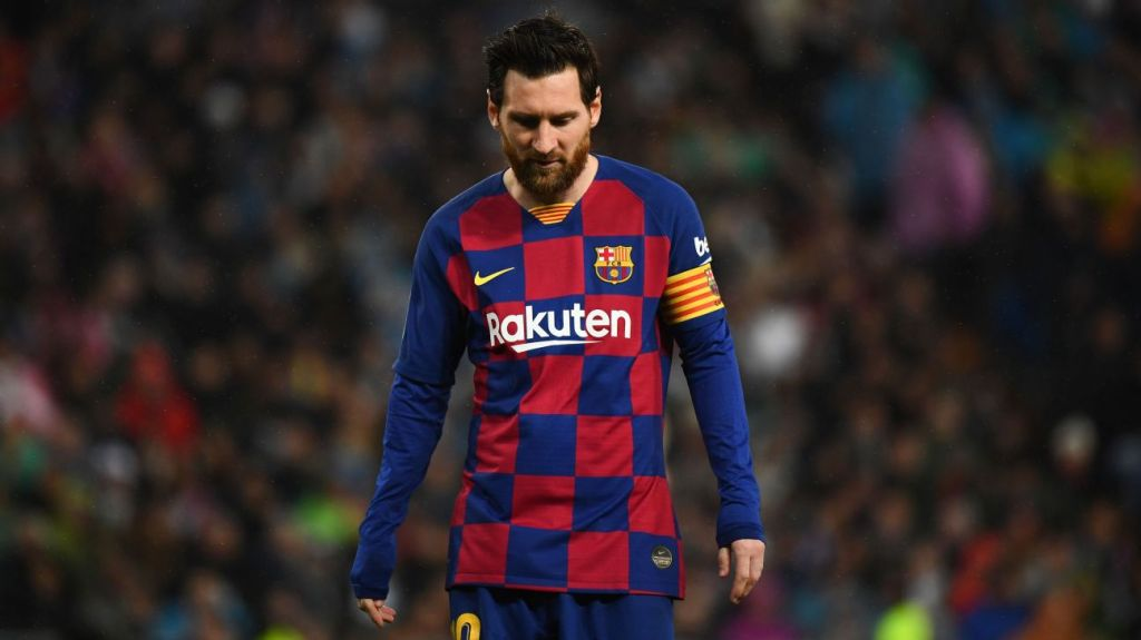 Barcelona's Messi on coronavirus: Football, life will never be same again