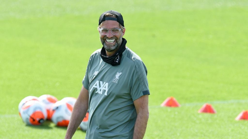 Liverpool boss Klopp on title parade: Who cares! It will happen whenever