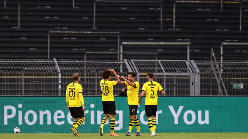 Bundesliga suggests home advantage a thing of the past in empty stadiums