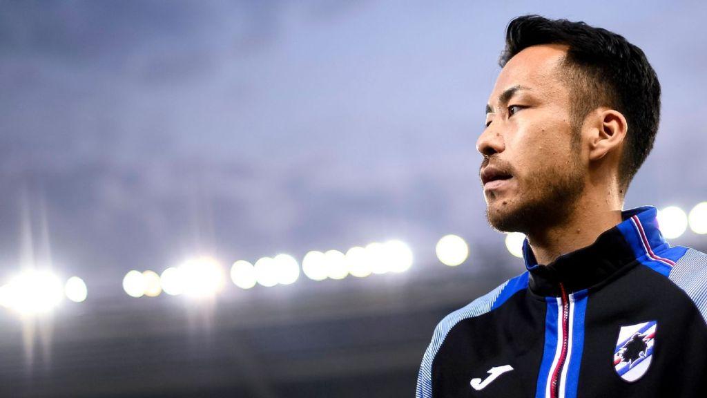 As Serie A nears return, Maya Yoshida is ready to steer Sampdoria clear of relegation