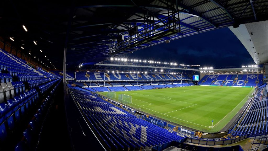 Liverpool potential title clincher vs. Everton to be played at Goodison Park