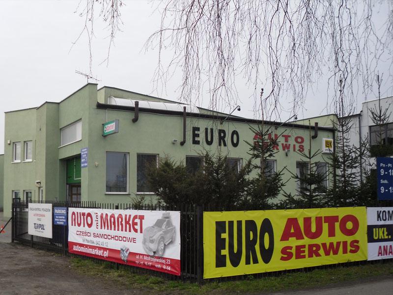 Podstawowa Stacja Kontroli Pojazdów - ul. Manowska 2